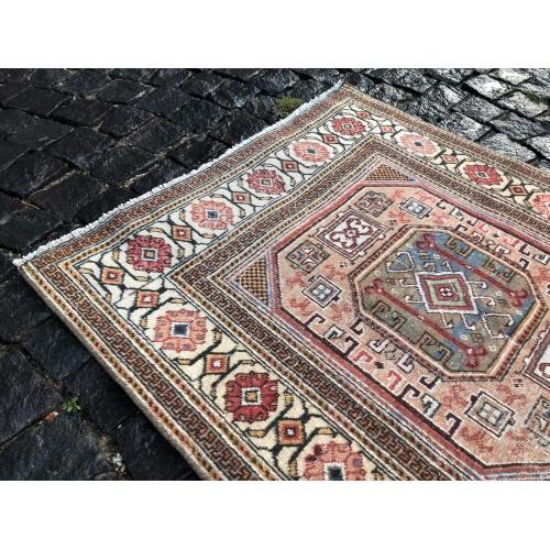 Wool Rug 2x3 rug Door mat Vintage Rug Boho Rug Turkish Rugs Entry rug Decorative Rug Area Rug Bathroom rug Small rug Turkish Rug
